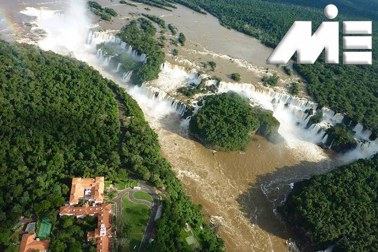 آبشارهای ایگواسو در آرژانتین