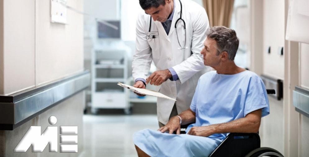 ویزای درمانی ـ ویزای پزشکی ـ درمان در خارج از کشور