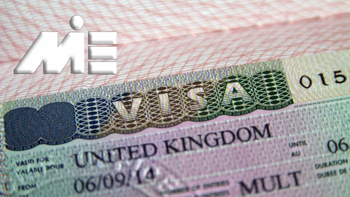 ویزای بریتانیای کبیر ـ ویزای UK