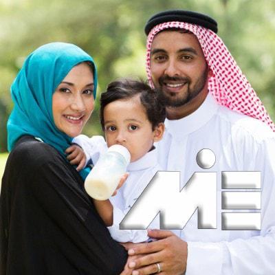 ویزای الحاق خانواده در کشور های عربی ـ ویزای همراه