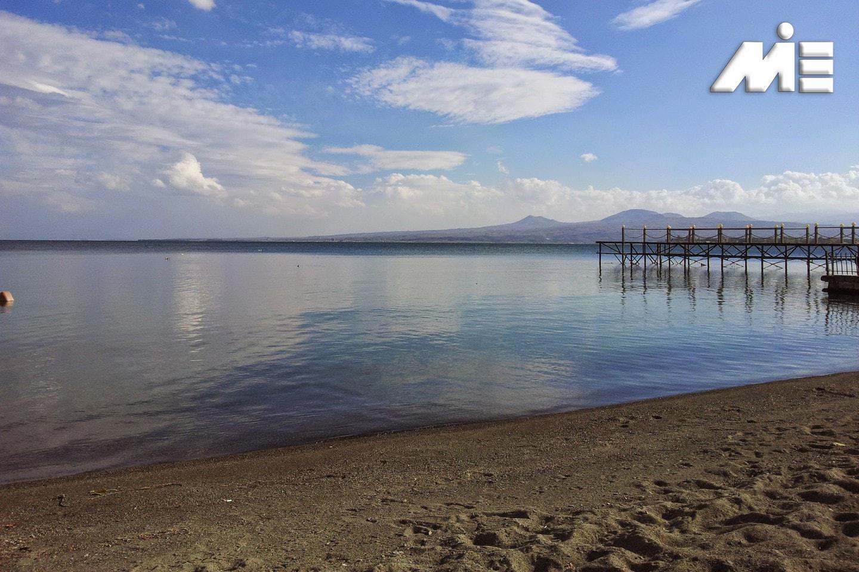 دریاچه سوان در ارمنستان | جاذبه های گردشگری ارمنستان | ویزای توریستی ارمنستان