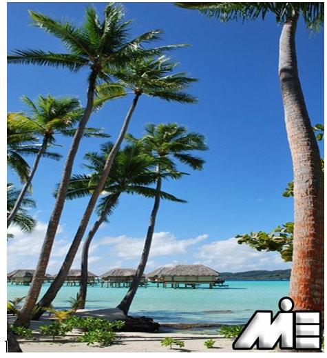 سواحل جزایر کارائیب |جاذبه های گردشگری سنت کیتس | ویزای توریستی سنت کیتس