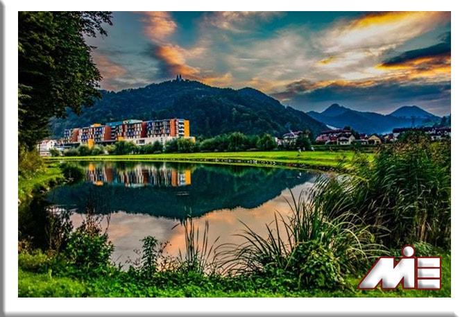 لاشکو | جاذبه های گردشگری اسلوونی | ویزای توریستی اسلوونی