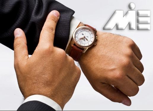 مدت زمان درخواست ویزا | وقت سفارت