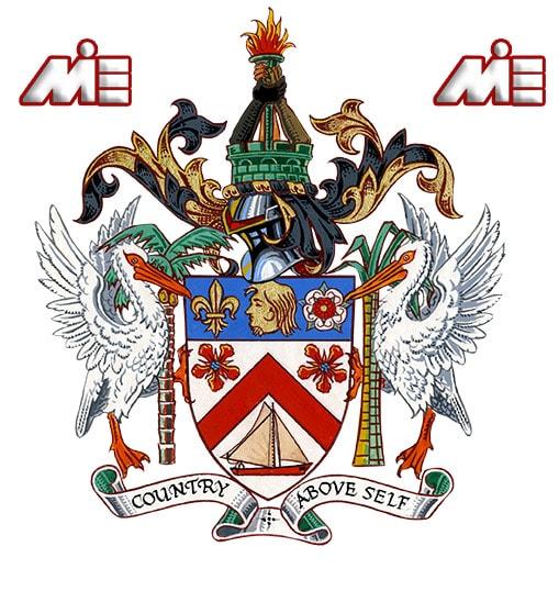 نماد و سمبل کشور سنت کیتس