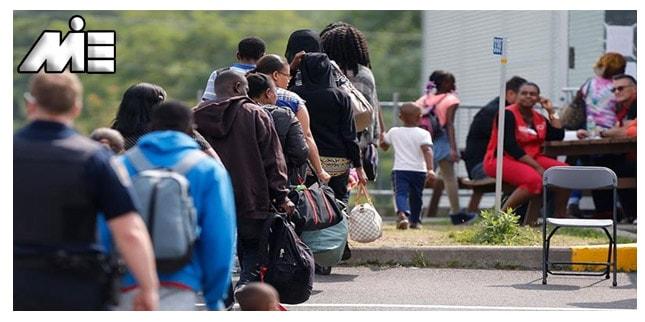 پناهندگی به خارج از کشور