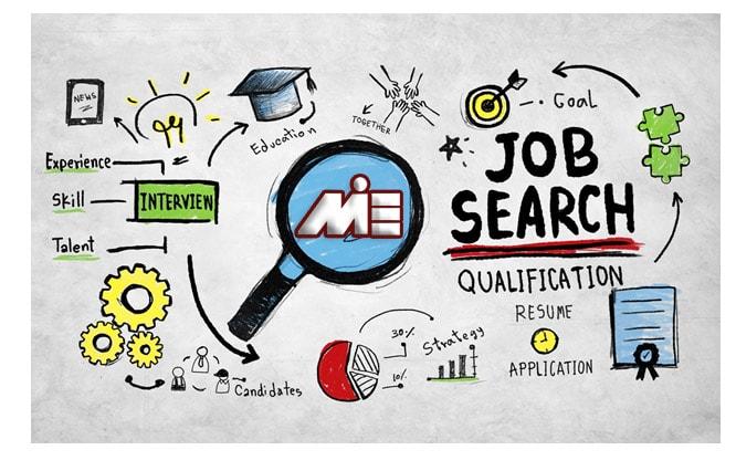 پیدا کردن کار در خارج از کشور