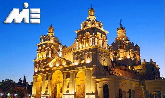 کلیسای تاریخی کوردوبا   جاذبه های گردشگری آرژانتین   ویزای توریستی آرژانتین