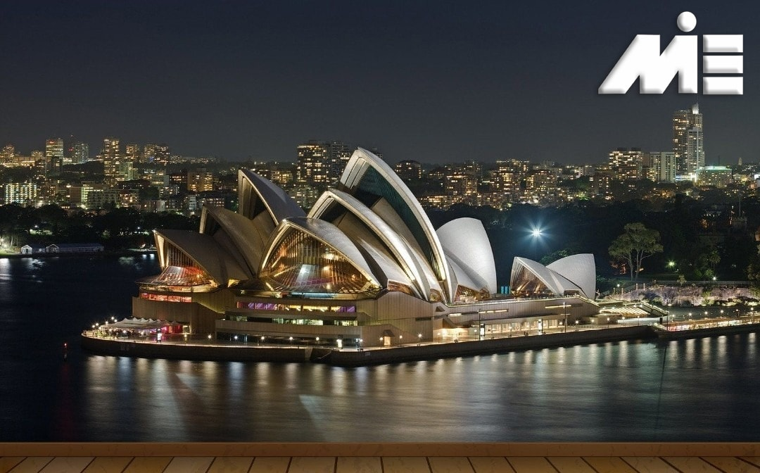 استرالیا   مهاجرت به استرالیا   اقامت استرالیا