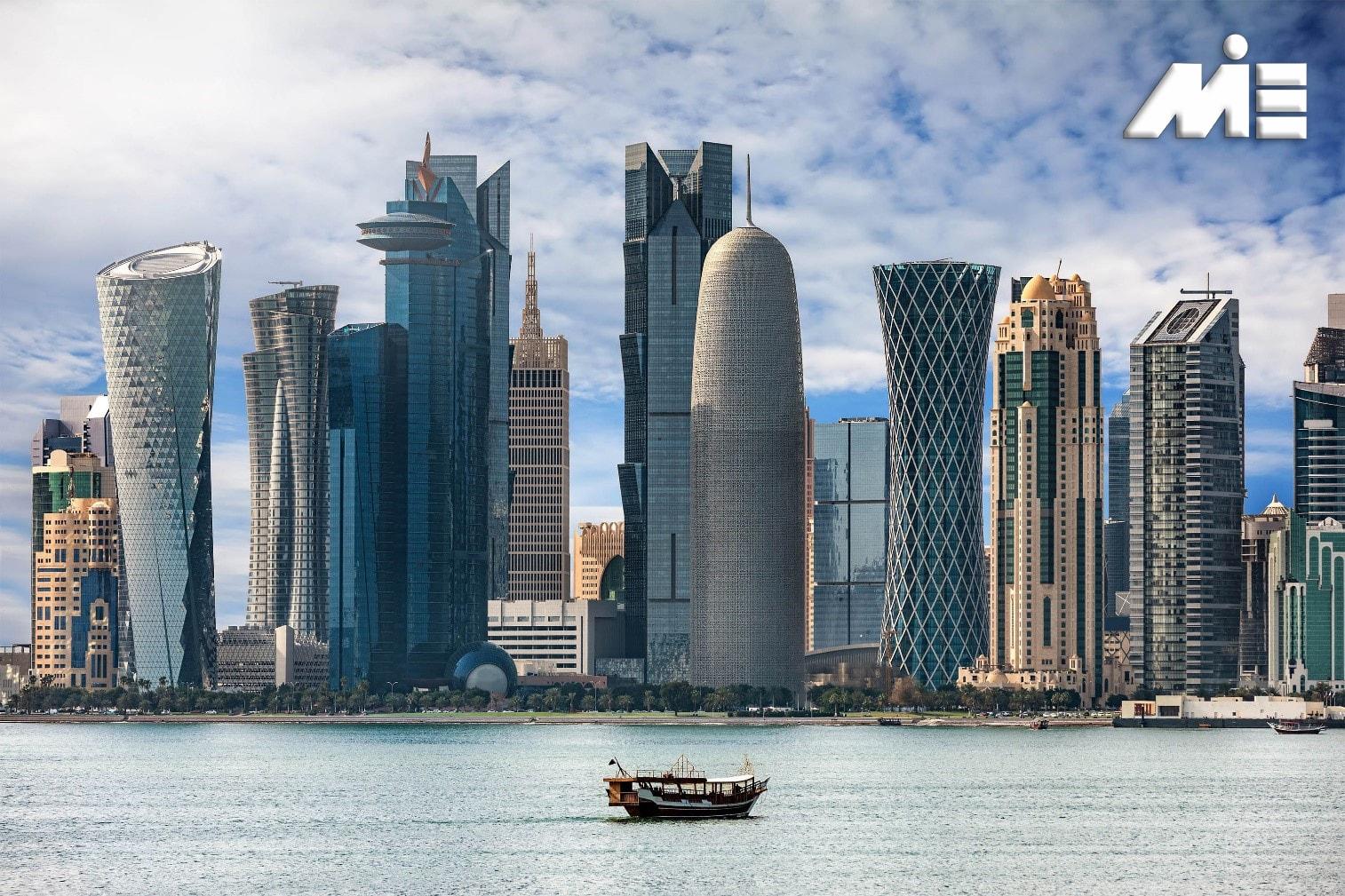 مهاجرت به قطر | ویزای قطر | کار در قطر | پاسپورت قطر