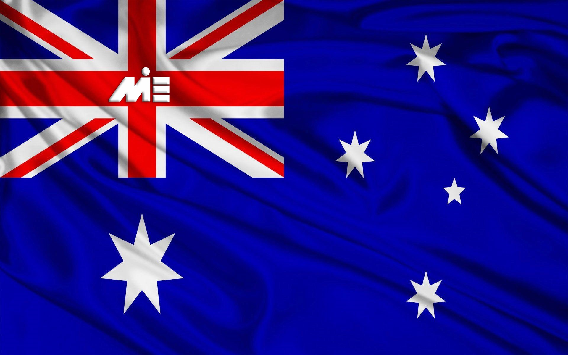 پرچم استرالیا | مهاجرت به استرالیا | اقامت استرالیا