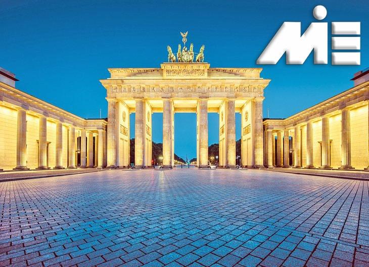 برلین | جاذبه های گردشگری آلمان | ویزای توریستی آلمان