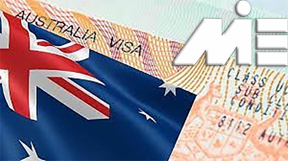 انواع ویزای استرالیا