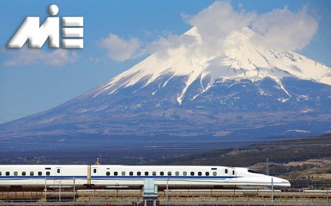 کوه فوجی | جاذبه های گردشگری ژاپن | ویزای توریستی ژاپن