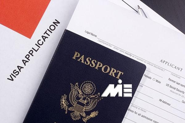 مدارک و فرم های مورد نیاز اخذ ویزای کار کانادا برای لیست مشاغل مورد نیاز کانادا