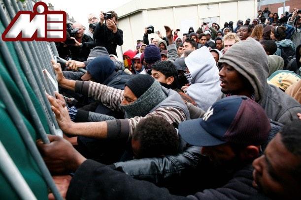 پناهندگی در خارج از کشور | مهاجرت از طریق پناهندگی | آیا پناهندگی خوب است؟