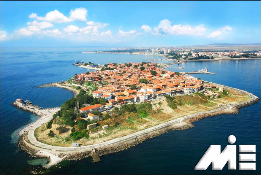 نسبار (Nessebar ) ـ جاذبه های گردشگری بلغارستان ـ ویزای توریستی بلغارستان