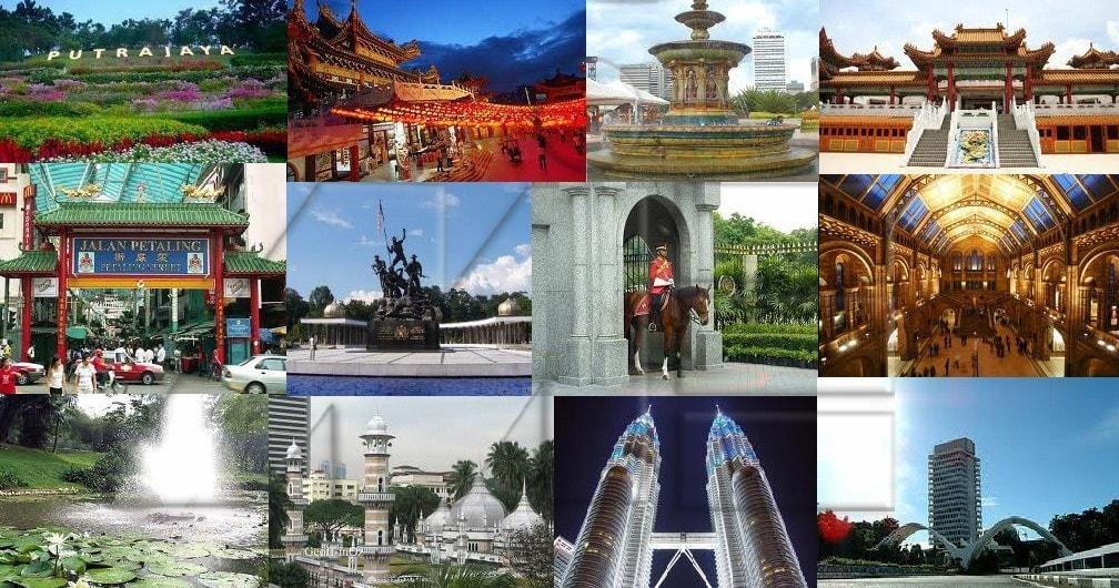 جاذبه های گردشگری مالزی | ویزای توریستی مالزی