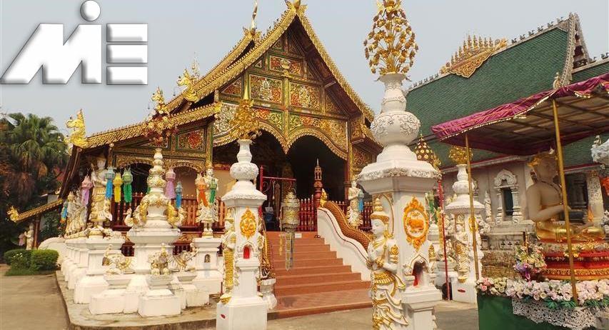 آرامگاه یا معبد مینگ | جاذبه های گردشگری چین | ویزای توریستی چین