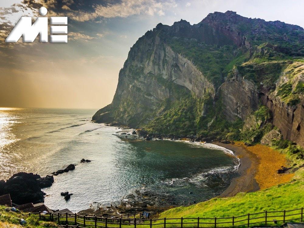 جزیره جیجو | جاذبه های گردشگری کره جنوبی | ویزای توریستی کره جنوبی