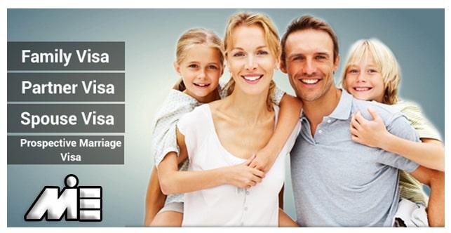 ویزای همراه برای مهاجرت به خارج از کشور | ویزای خانوادگی برای مسافرت و مهاجرت