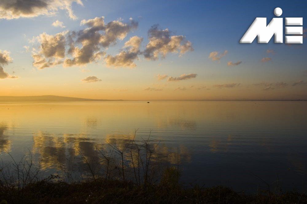 دریاچهبورگاس | جاذبه های گردشگری بلغارستان | ویزای توریستی بلغارستان
