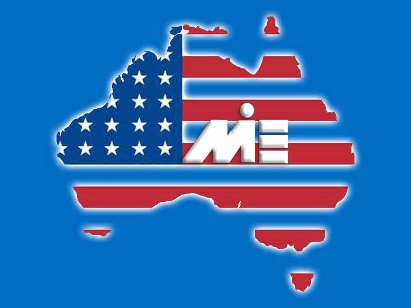پرچم استرالیا | مهاجرت به استرالیا | ویزای استرالیا