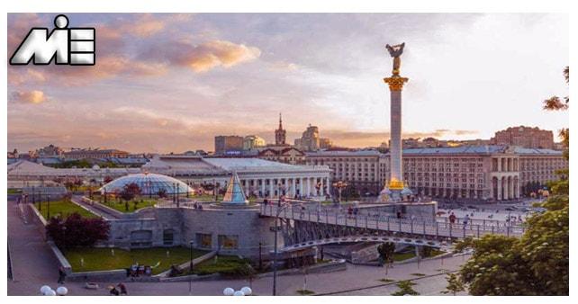 جاذبه های توریستی اوکراین ـ زیبایی های اوکراین ـ ویزای توریستی اوکراین