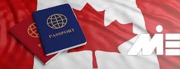 اخذ اقامت دائم کانادا - اخذ اقامت دائم کانادا و تابعیت کانادا