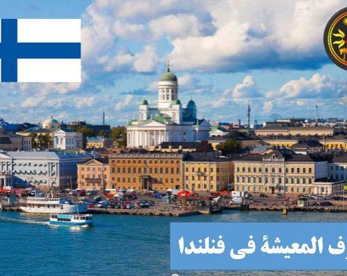 ظروف المعيشة في فنلندا