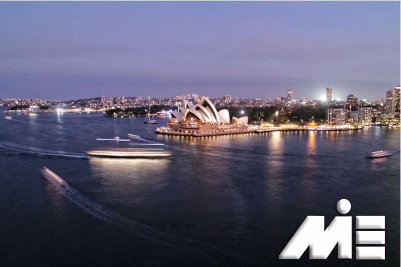 هزینه های زندگی در استرالیا - هزینه های زندگی در سیدنی