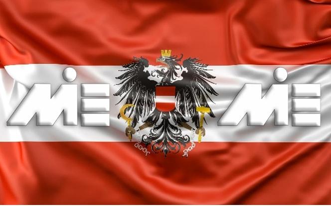 پرچم اتریش - مهاجرت به اتریش - اقامت اتریش