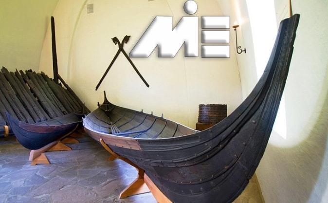 موزه کشتی های وایکینگ ها، اسلو - جاذبه های گردشگری نروژ - ویزای توریستی نروژ