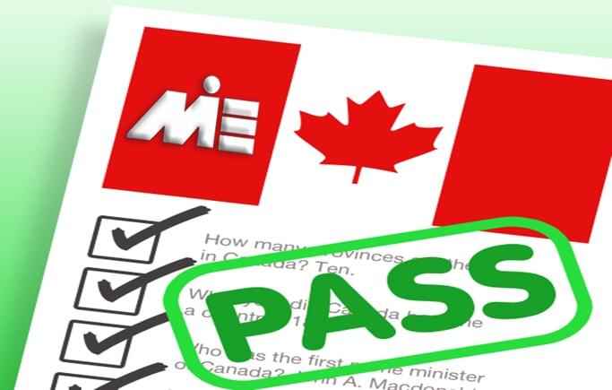 مدارک مورد نیاز اخذ ویزای تحصیلی کانادا
