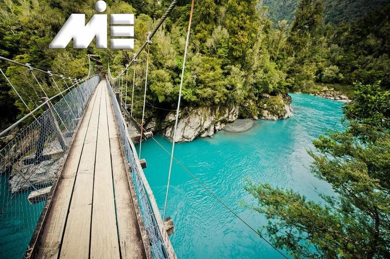 گوک هوکیتیکا - جاذبه های گردشگری نیوزلند - ویزای توریستی نیوزلند