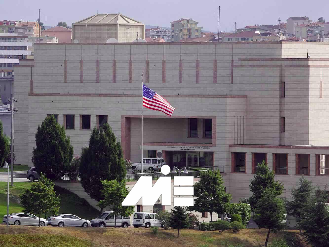 ویزای توریستی آمریکا و وقت سفارت آمریکا