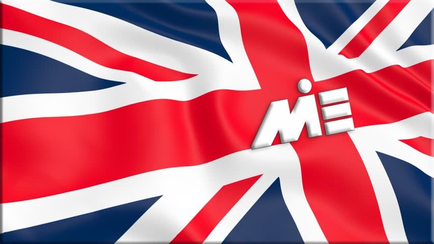 پرچم انگلستان - مهاجرت به انگلستان