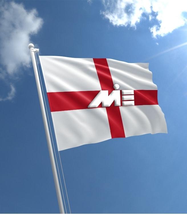 تحصیل مهندسی در انگلستان و شرایط عمومی آن- flag