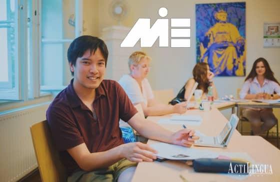 دوره زبان آلمانی در اتریش، کالج ها و دوره های ارائه شده - آکادمی Actilingua