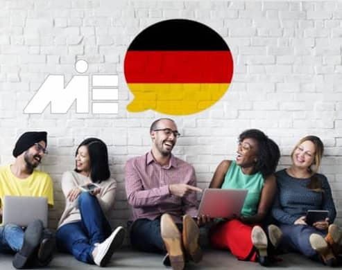 دوره زبان آلمانی در اتریش و مقدمه ای بر آن
