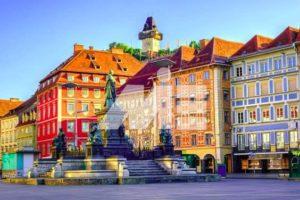 هزینه های تحصیل و زندگی در اتریش و در شهر گراتس
