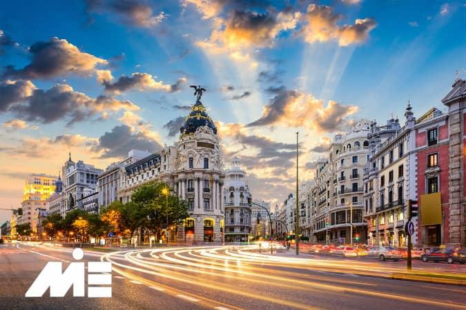هزینه های تحصیل و زندگی در اسپانیا در دانشگاههای top