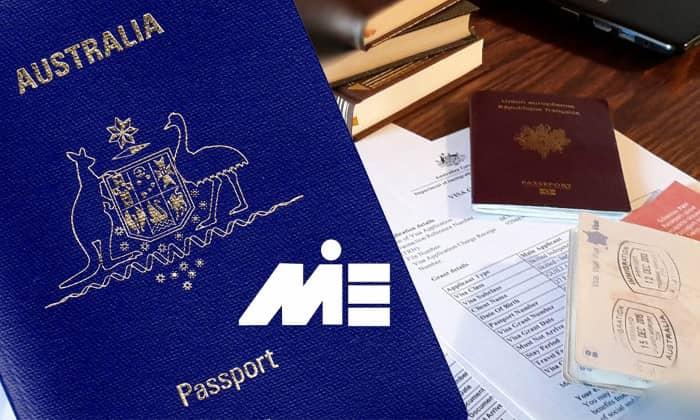 ویزای توریستی استرالیا و خدمات موسسه MIE