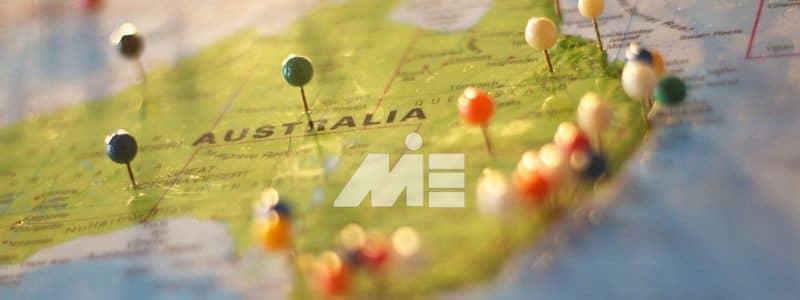 ویزای توریستی استرالیا و ریجکتی