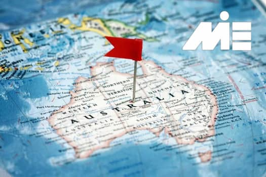 ویزای توریستی استرالیا و مدت درخواست