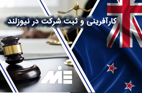 کارآفرینی و ثبت شرکت در نیوزلند-min