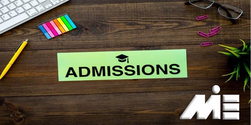 اخذ پذیرش از دانشگاههای خارج از کشور