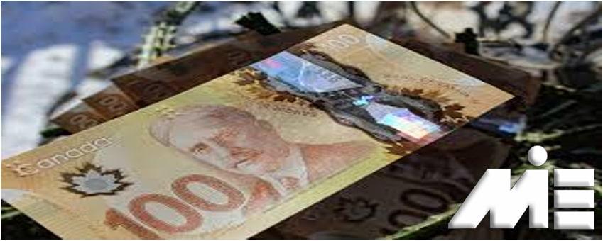 هزینه اخذ ویزای کار کانادا
