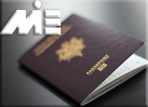 اخذ پاسپورت - تابعیت مضاعف - پاسپورت و تابعیت کشور های اروپایی و کانادا