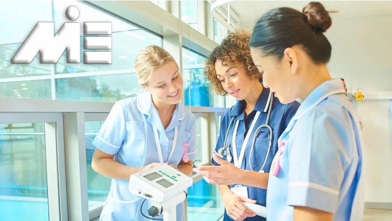 تحصیل پزشکی در خارج از کشور - پرستاری در خارج از کشور